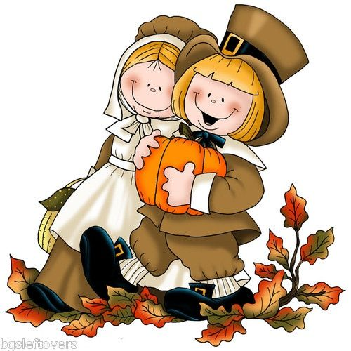 500x500 10 Best Clip Art Images Thanksgiving, American