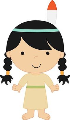 236x401 Indian Clipart Cute