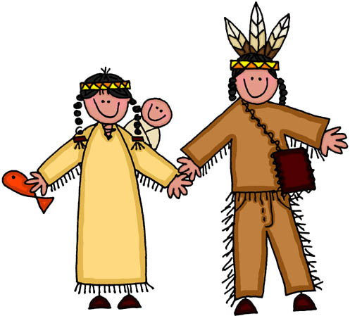 497x449 Pilgrims And Indians Clipart Homemade Gifts