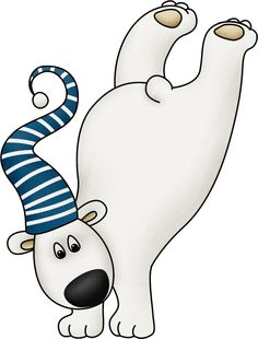 236x310 Polar Bear Clipart Cute Winter