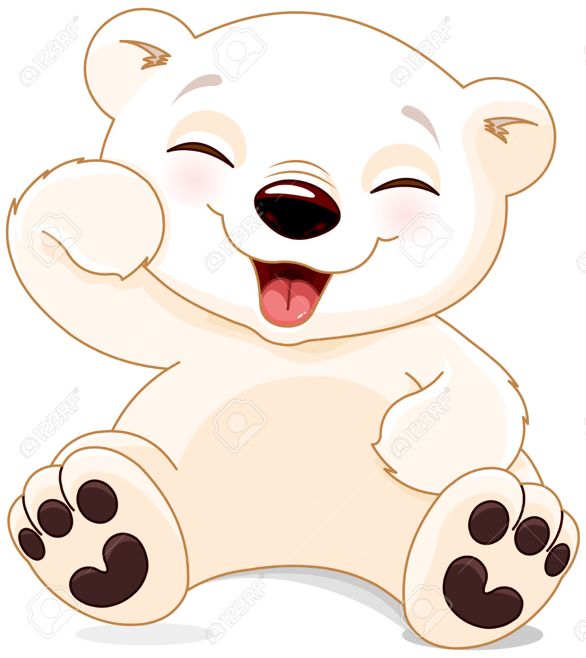 1159x1300 Polar Clipart Cute Polar Bear