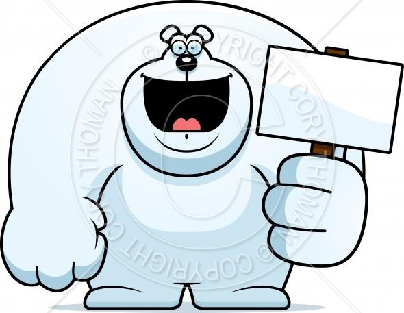 590x457 Best Photos Of Cartoon Polar Bear