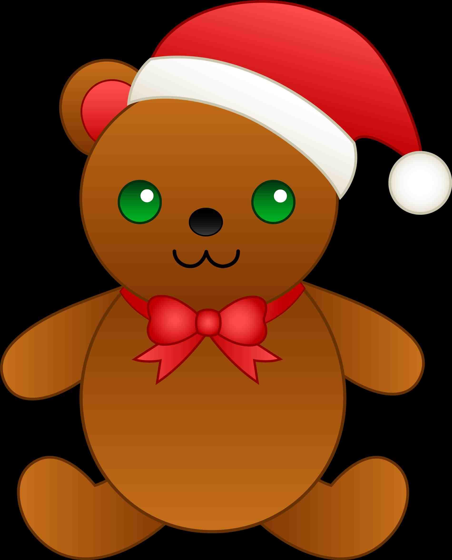 1900x2350 Cute Christmas Polar Bear Clipart Cheminee.website