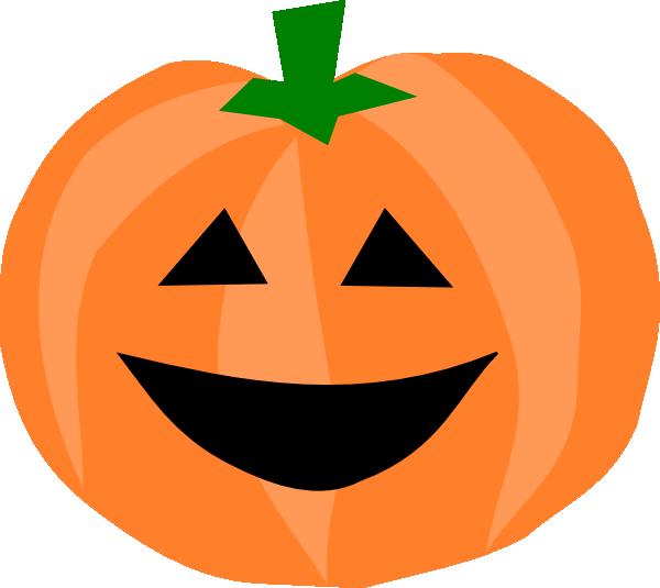 600x535 Cute Pumpkin Clipart 2
