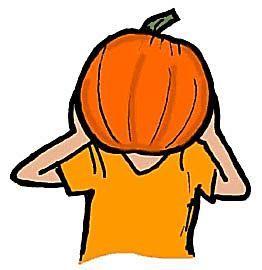 262x270 Cute Pumpkin Clipart Free