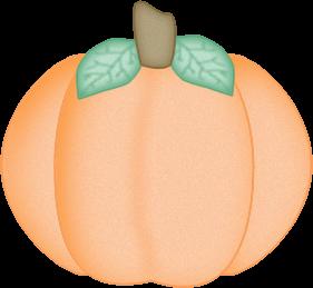 281x259 Pumpkin Clip Art Image