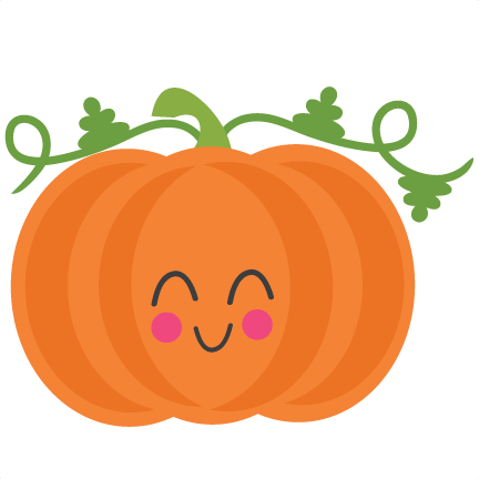 432x432 Pumpkin Svg Scrapbook Cut File Cute Clipart Files For Silhouette