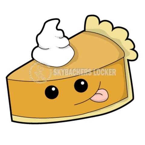 480x480 Cute Pumpkin Pie Skybacher's Locker