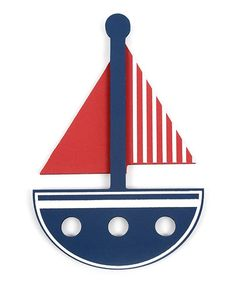 Cute Sailboat Clipart