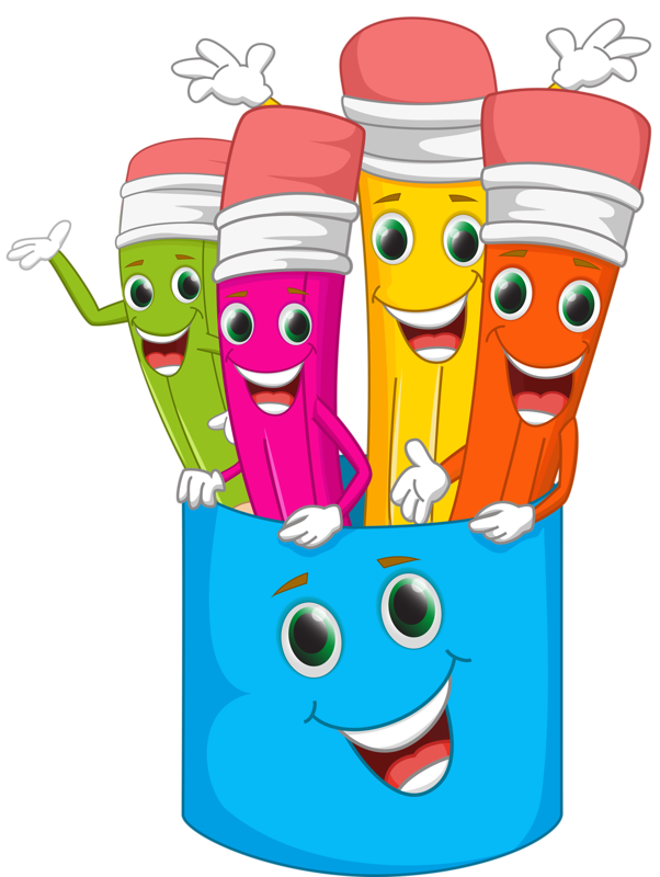 Cute School Clipart | Free download on ClipArtMag