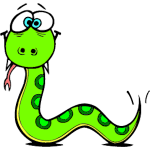 300x300 Cute snake clipart free clipart images