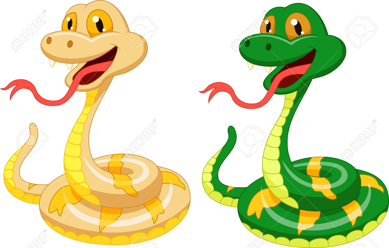 1300x829 Cute Snake Cartoon Royalty Free Cliparts, Vectors, And Stock
