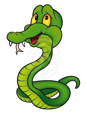 304x400 Snake clip art animals clipart –