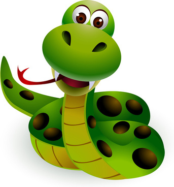 343x368 Snake Free Vector Download (367 Free Vector) For Commercial Use
