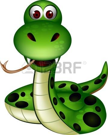 359x450 Cute Snake Stock Vector Cuties