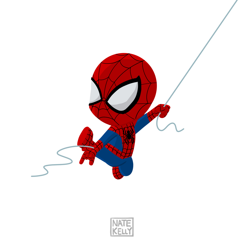 Cute spider man cliparts free download best cute spider - Free spiderman cartoons ...