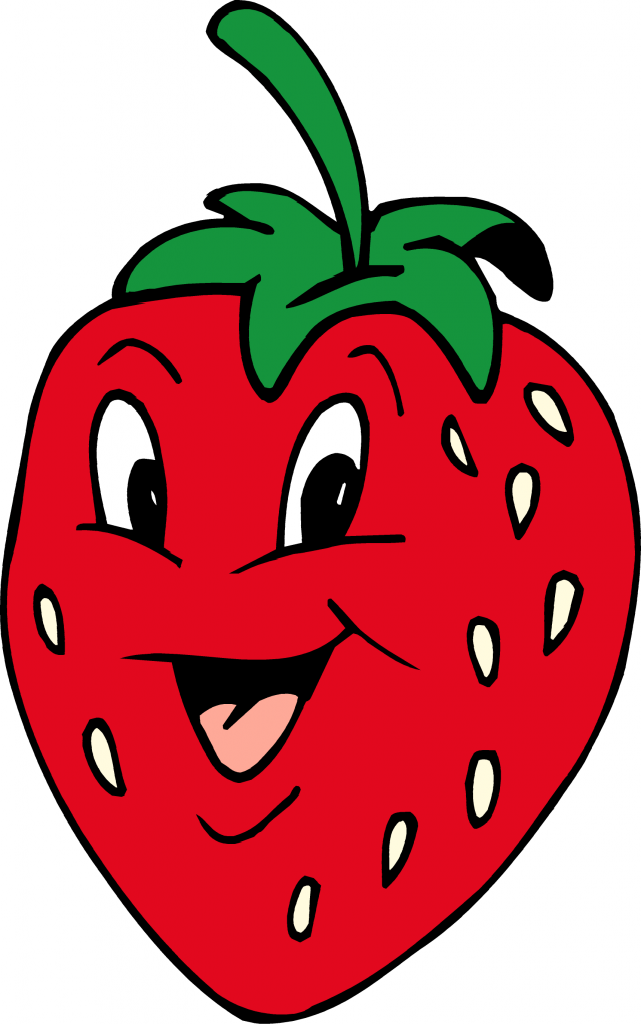 641x1024 Strawberry Clipart