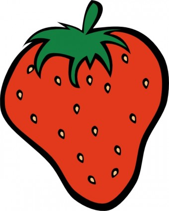 340x425 Strawberry Clip Art Free Clipart Images