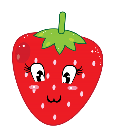 400x467 Strawberry Clip Art Free Clipart Images 3