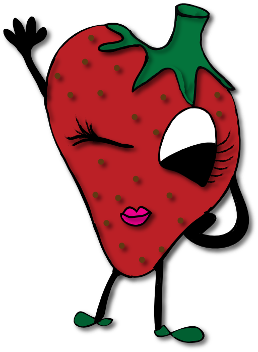 512x698 Best Strawberry Clipart