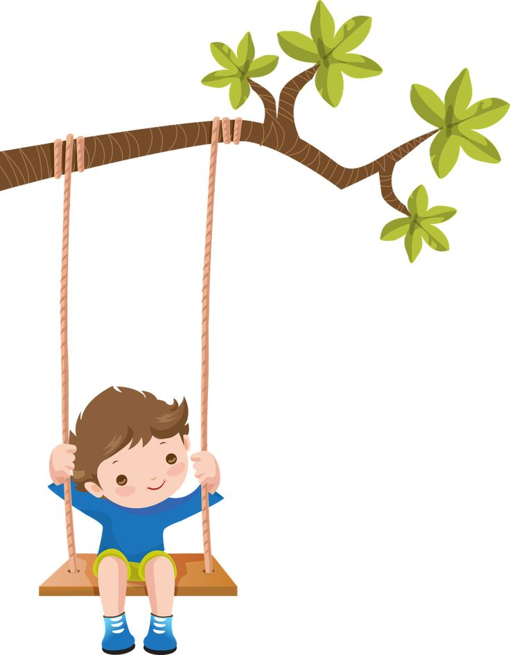 Cute Swing Cliparts