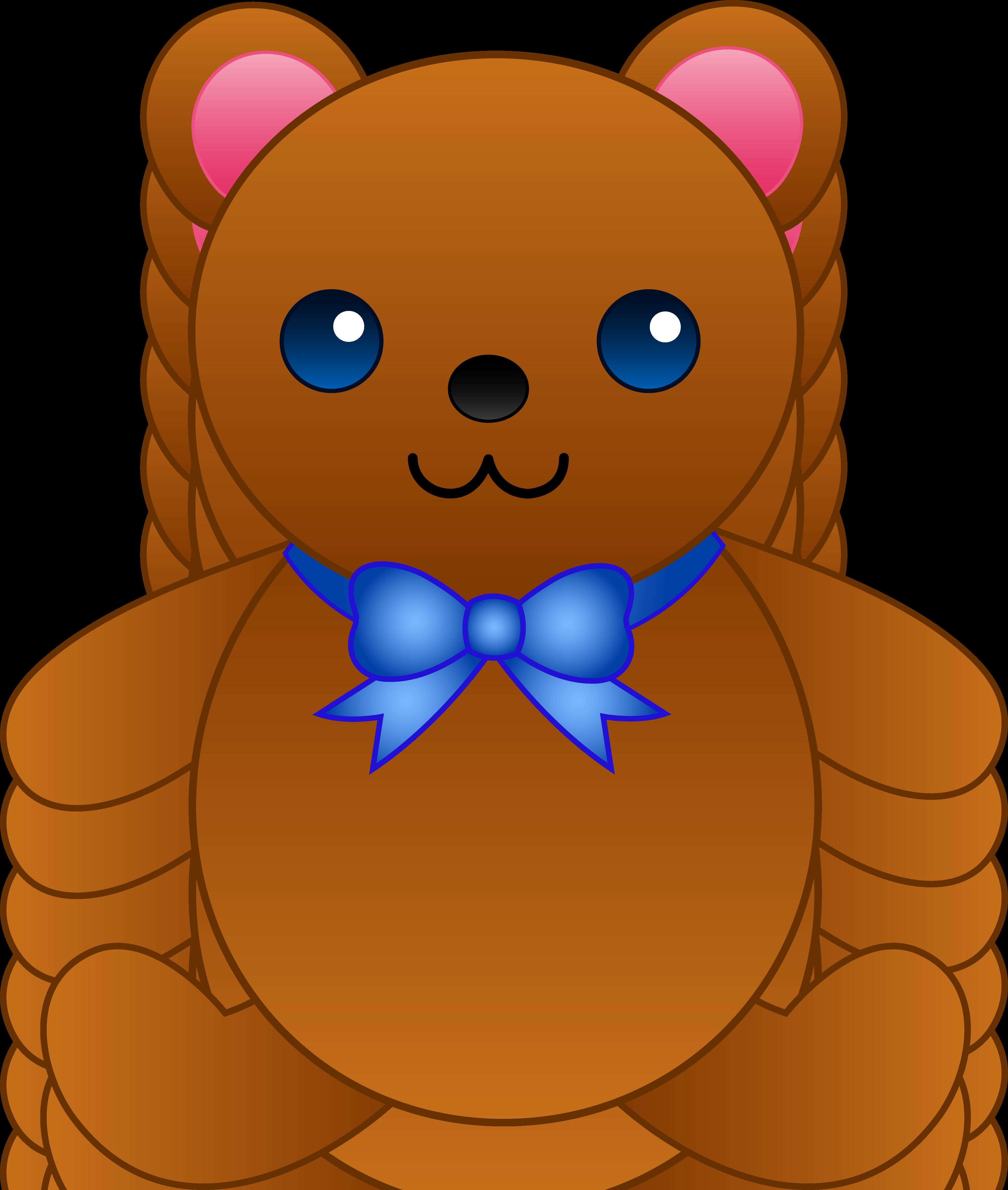 3881x4581 Cute Bear Free Teddy Bear Clip Art Pictures 4