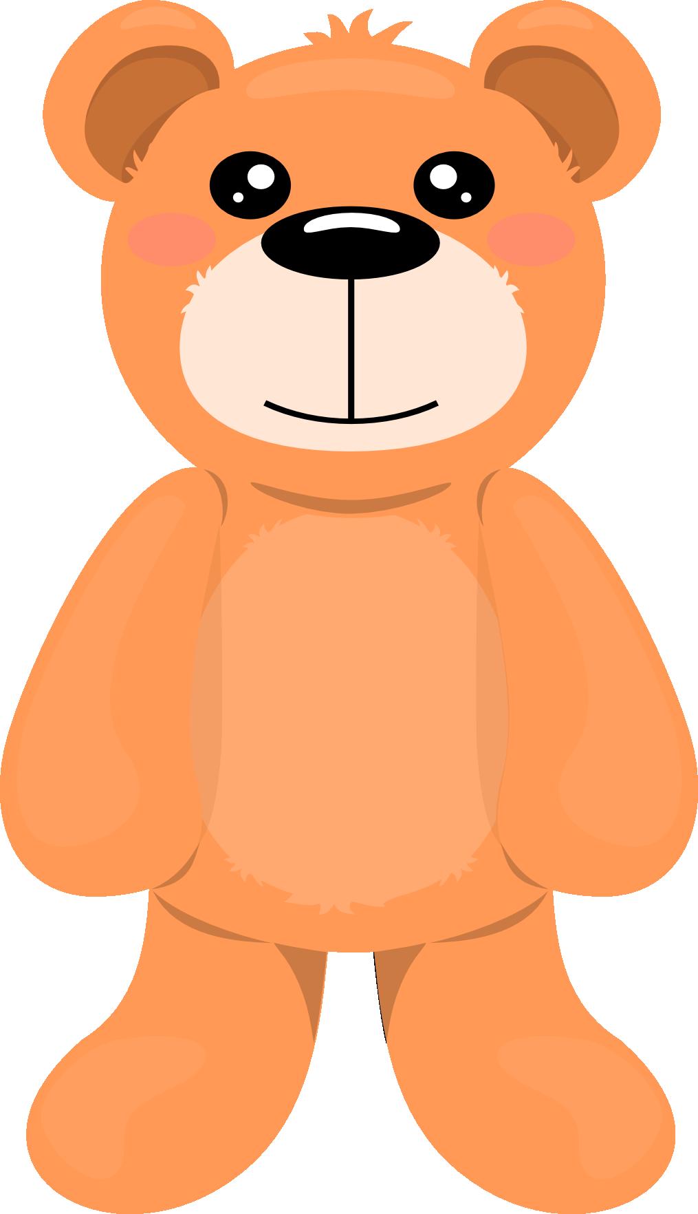 1015x1764 Mixed Clip Art Teddy Bear, Bears And Scrapbooking
