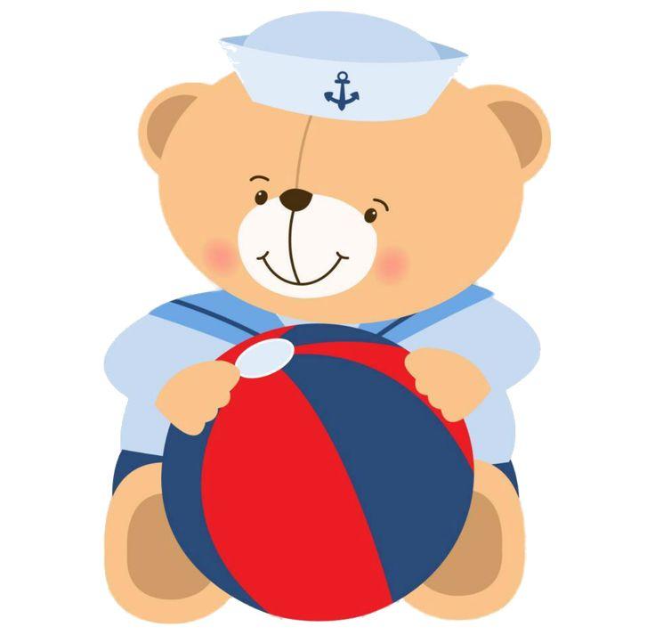 736x713 Sailor Clipart Teddy Bear