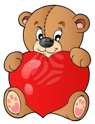 306x400 Teddy Bear Clipart Cute
