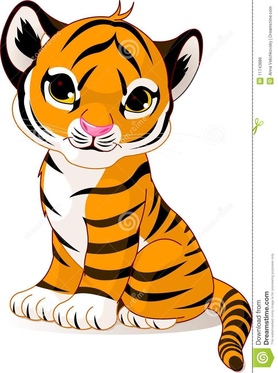 969x1300 Cute Tiger Face Clip Art Clipart Panda