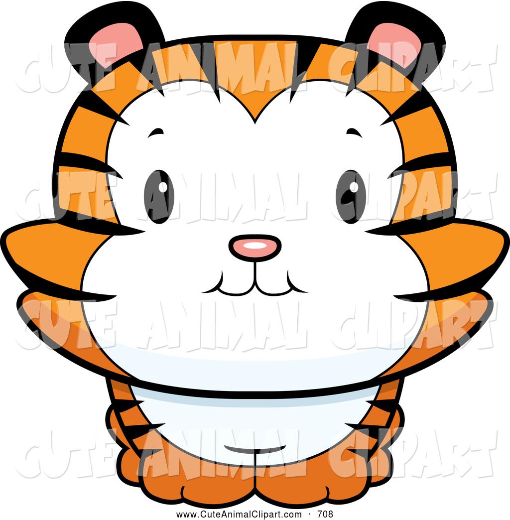 1024x1044 Vector Cartoon Clip Art Of A Cute Tiger Cub By Cory Thoman