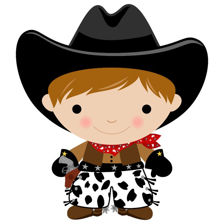Cute Western Clipart