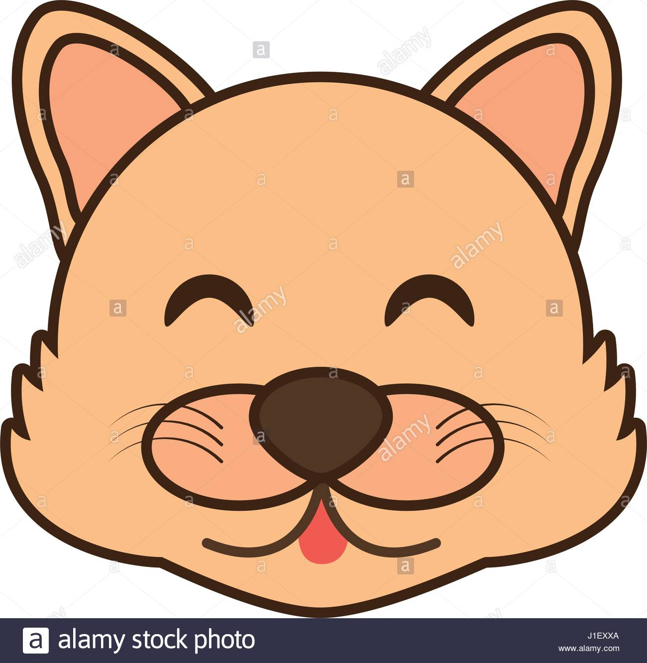 Wolf kawaii. Cute clipart free download