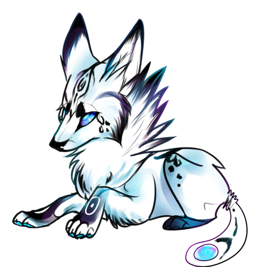 894x894 Baby Galaxy Wolf Auction IN PAYMENT By Butt Adopts On DeviantArt