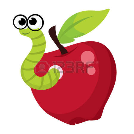 450x450 Apple orchard clipart rotten apple