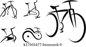 300x166 Exercise Bike Clip Art Vector Graphics. 9,976 Exercise Bike Eps