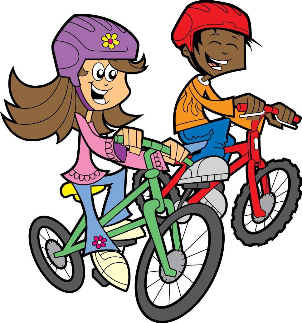 968x1033 Bike clipart children#39s