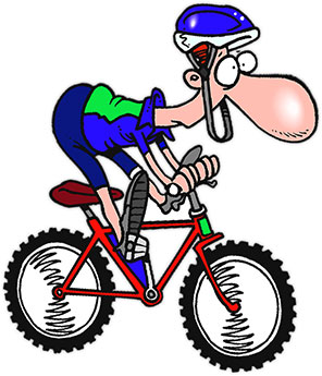 296x345 Bike clipart road cycling