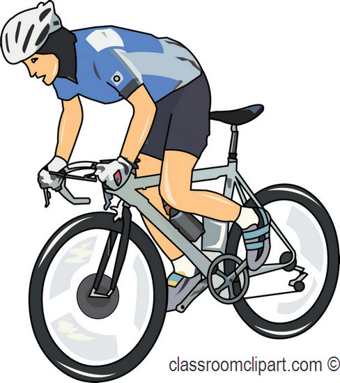 488x550 Cycling clipart kid