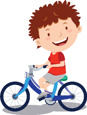 303x399 Little boy cycling clipart the arts image pbs learningmedia