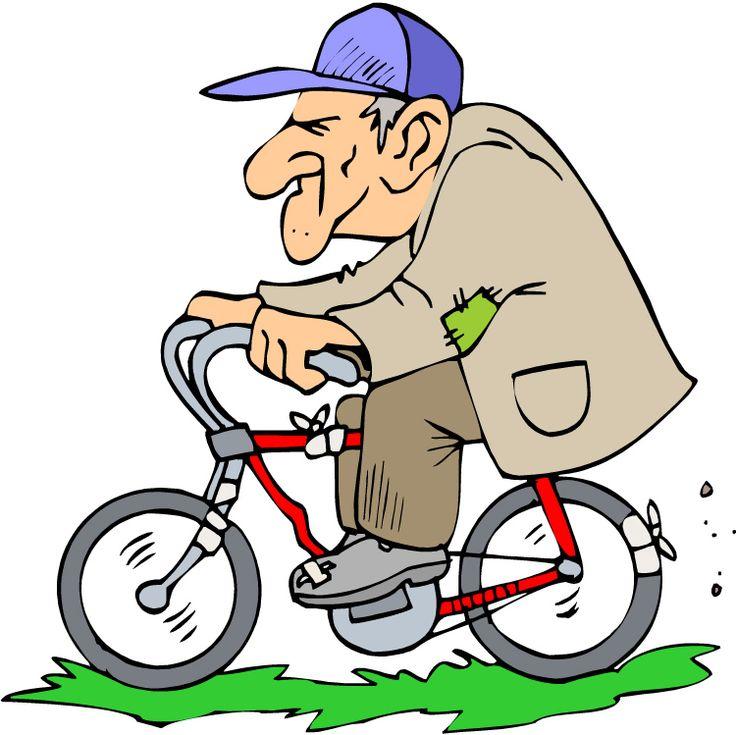 Cyclist Clipart