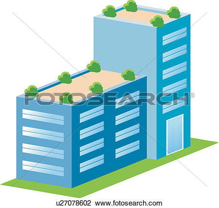 450x427 Structure Clipart Office Building