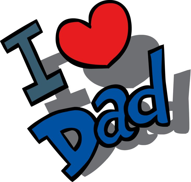 Dad Clipart Free