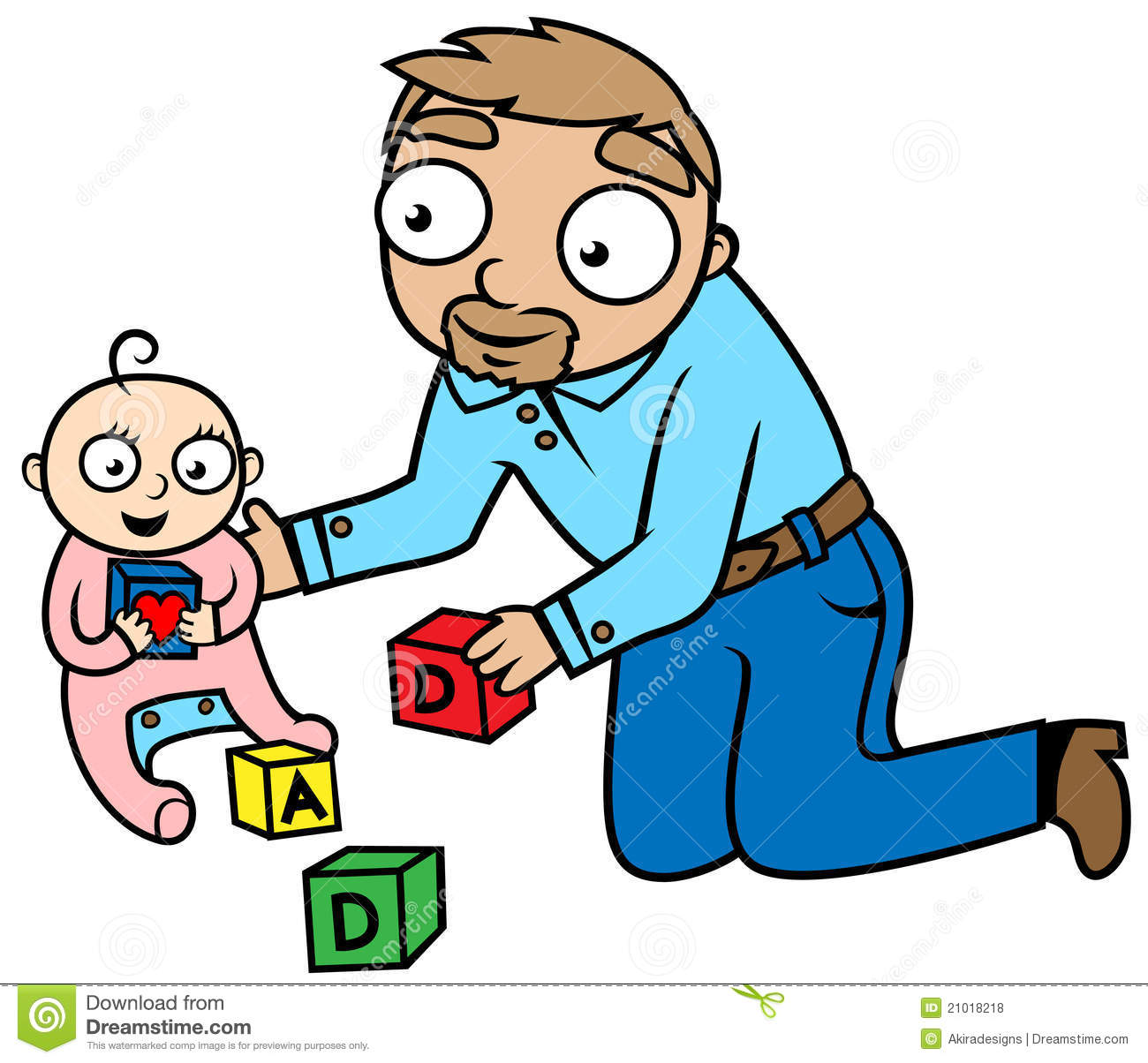 1300x1204 Dad With Baby Girl Clipart
