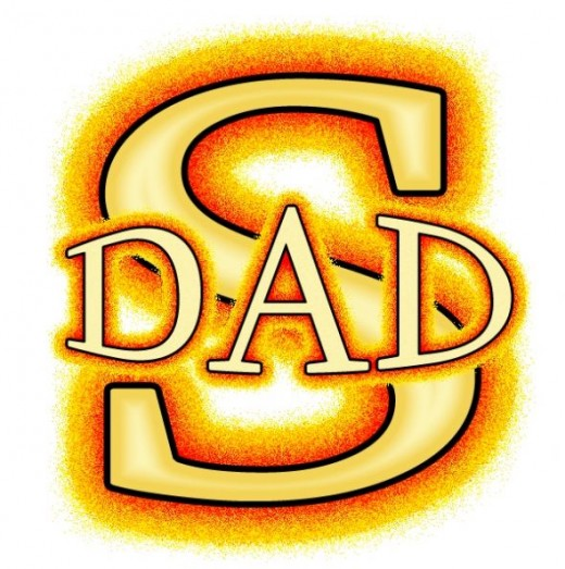 520x523 Happy Father's Day Clip Art Hubpages