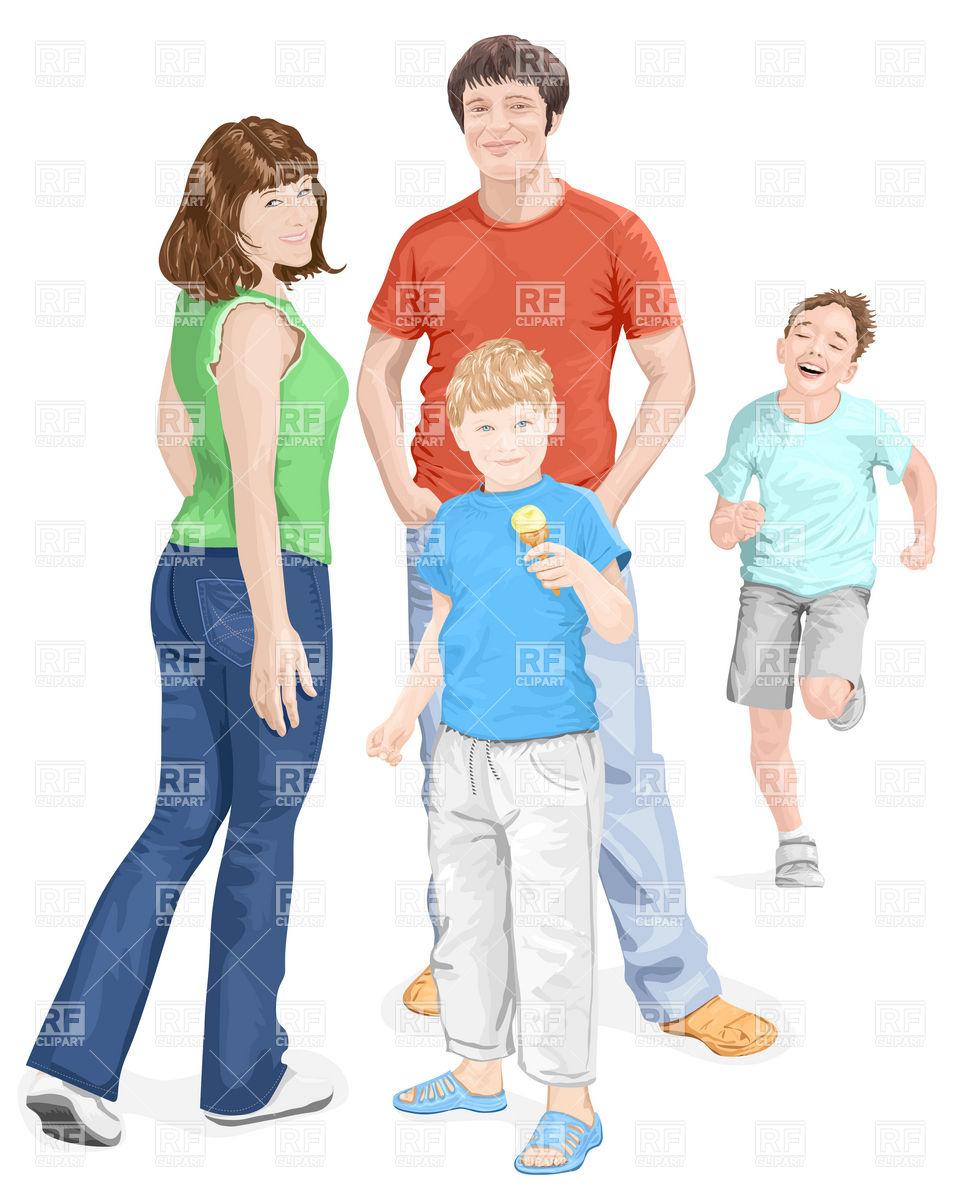 957x1200 Happy Family