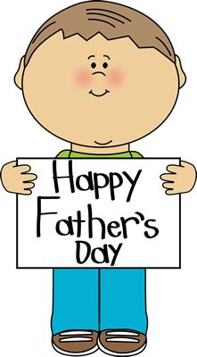 221x400 Dad With Kids Clipart