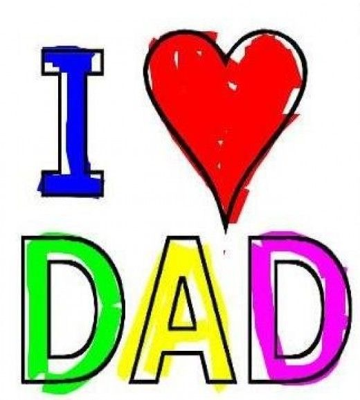 520x578 Fathers Day Ideas About Father'Day Clip Art