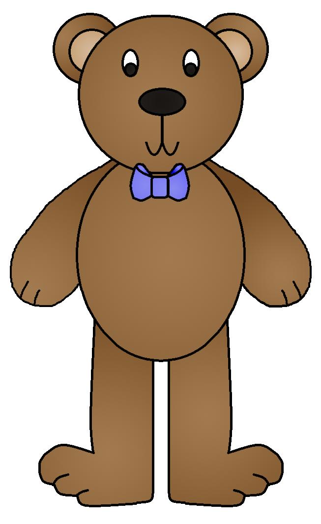 653x1065 Brown Bear Clipart Daddy