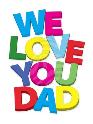 300x400 Clip Art For Daddy Love Clipart